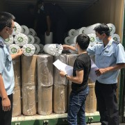 Instructions for inspecting preservation of goods in case of Covid-19 outbreak