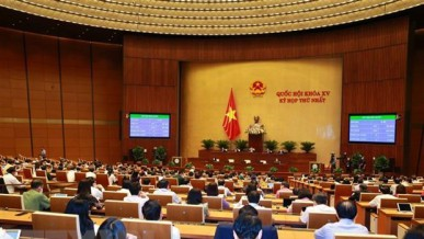 Parliament eyes average growth of 6.5 - 7 percent for five years