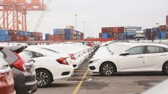Handling imported cars of entities eligible for immunities and privileges which have not been transferred