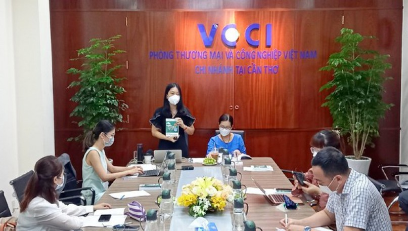 VCCI Can Tho launches handbook of investment and business in the Mekong Delta