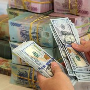 Upward pressure on exchange rate by end-year